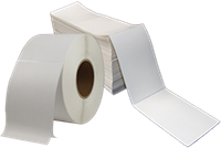 Blank Thermal & Direct Thermal Labels